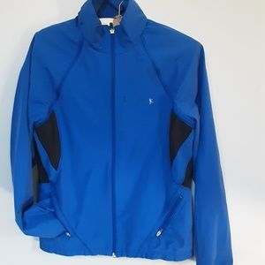 Other - ACTIVEWEAR TWO in ONE JACKET ROYAL BLUE XL